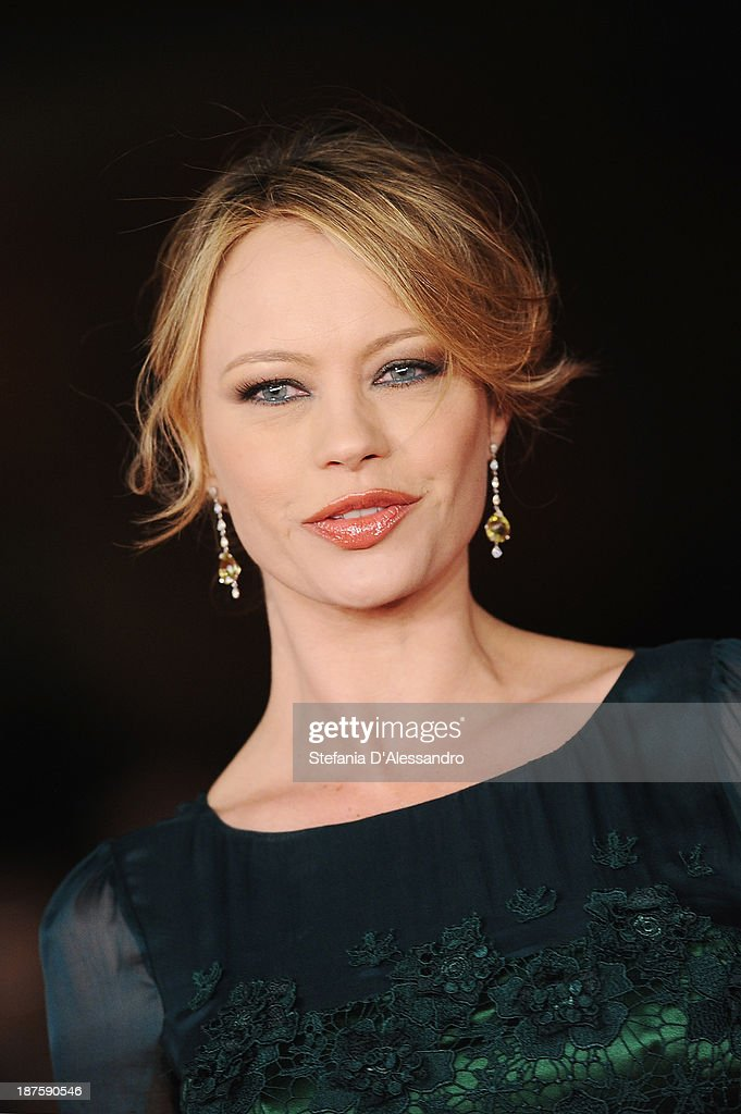 Anna Falchi Pictures And Photos Getty Images