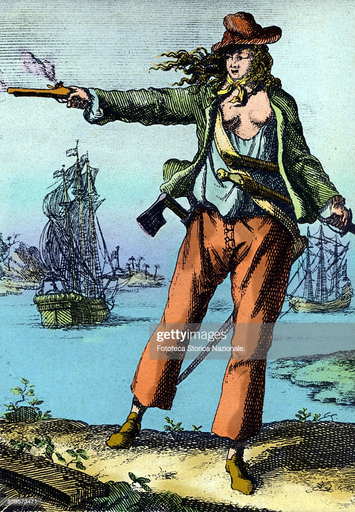 Mary Read Et Anne Bonny : bonny, Bonny, Photos, Premium, Pictures, Getty, Images