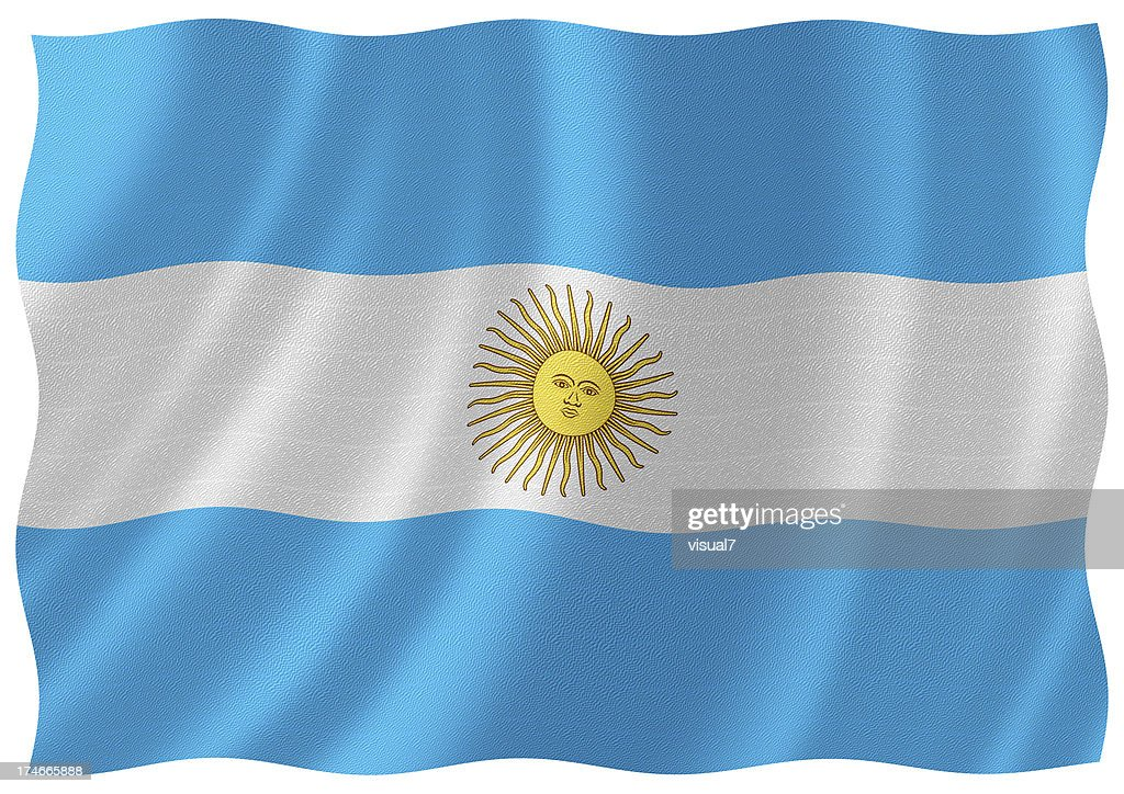 Bandiera Dellargentina Foto e immagini stock  Getty Images
