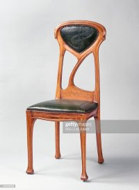 Art Nouveau Furniture Stock Photos and Pictures | Getty Images