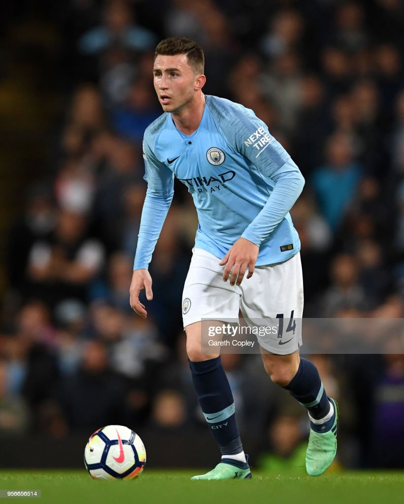 €45.00m * may 27, 1994 in agen, france Aymeric Laporte of Manchester City during the Premier ...