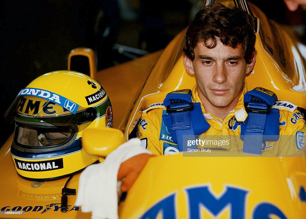 Ayrton Senna Stock Photos and Pictures  Getty Images