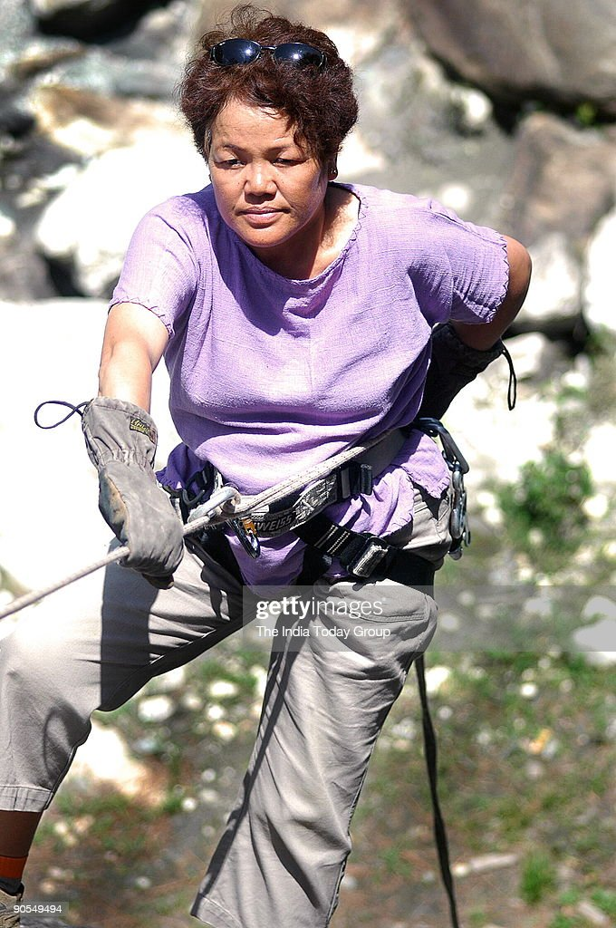 Bachendri Pal International fame mountaineer Pictures