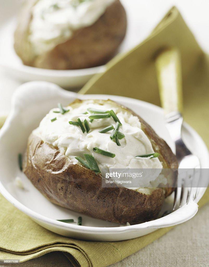 Patate En Robe De Chambre : patate, chambre, Photos, Images, Pomme, Terre, Chambre, Getty