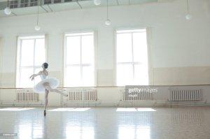 ballet studio ballerina dance dancer gettyimages