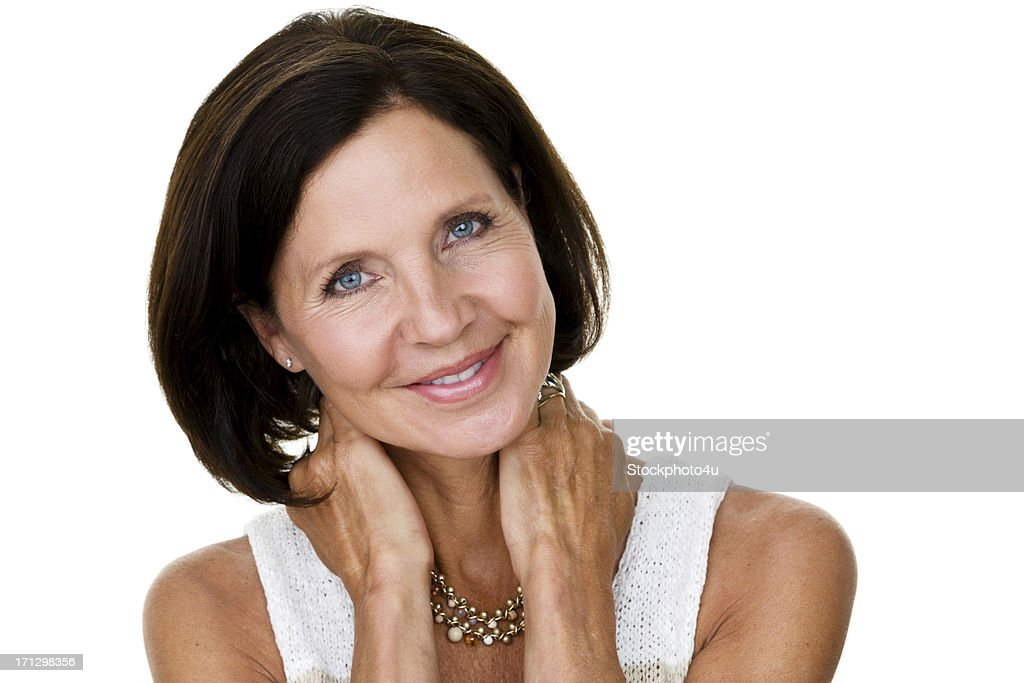 美しい熟年女性 ストックフォト - Getty Images