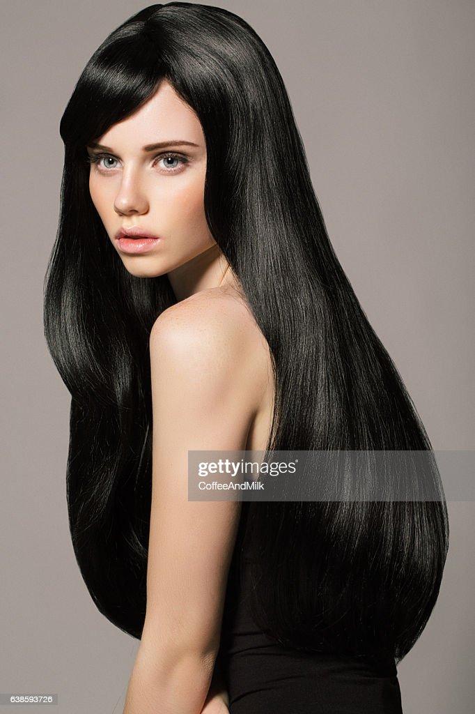 30 top black hair