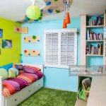 Bedroom With Rock Climbing Theme High Res Stock Photo Getty Images
