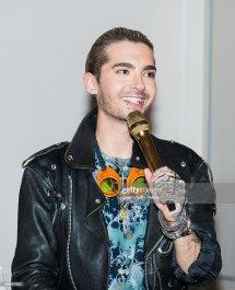 Bill Kaulitz Tokio Hotel Answering Questions