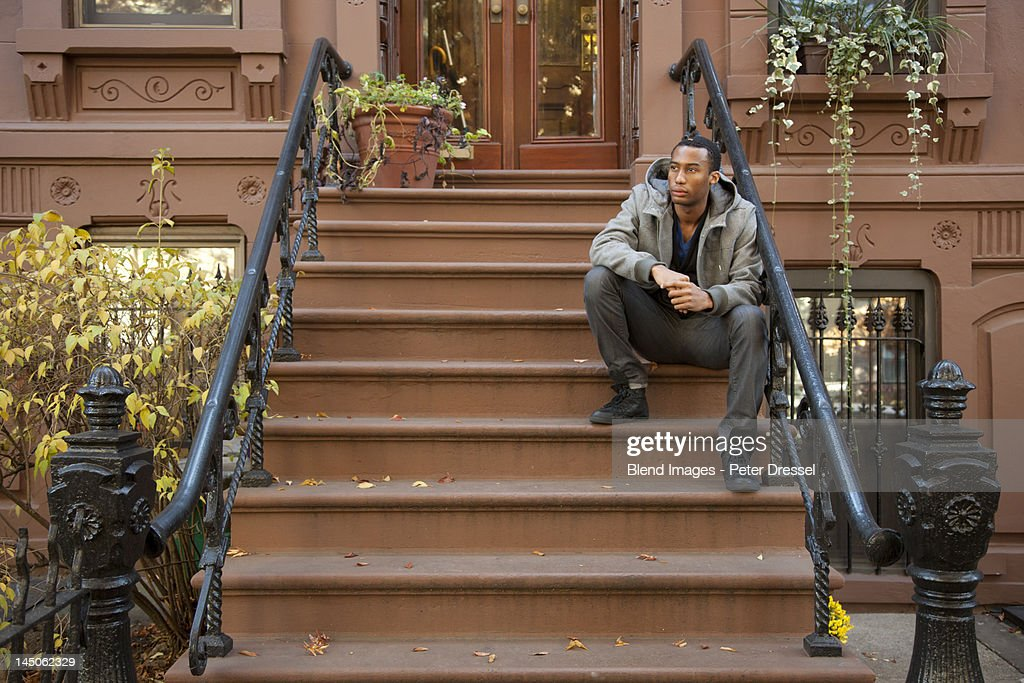 Front Stoop Stock Photos and Pictures  Getty Images