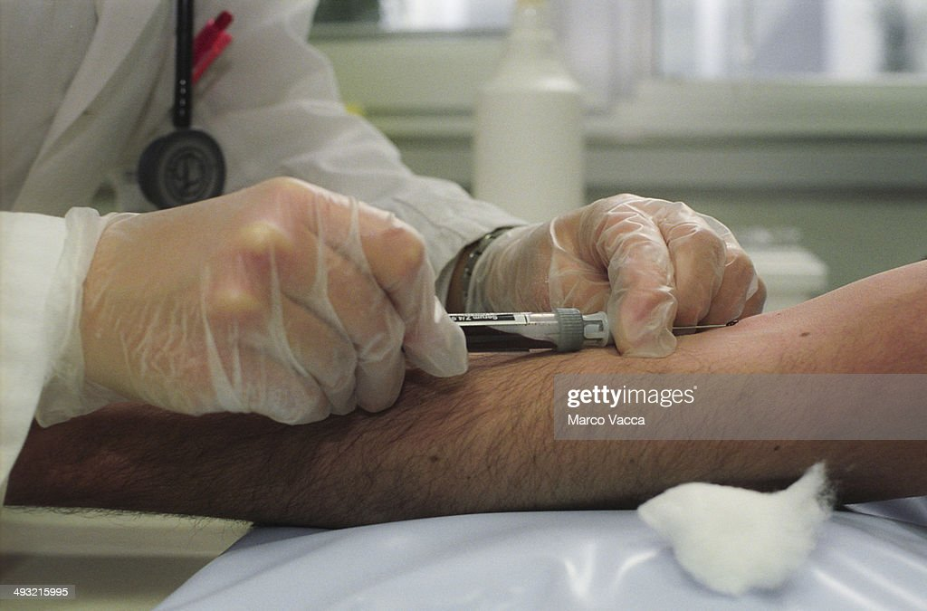 Bloodletting High-Res Stock Photo - Getty Images