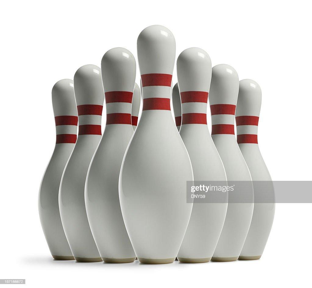60 top bowling pin