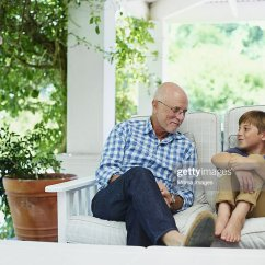 Key West Hammock Chairs Serta Big And Tall Office Chair Veranda Stock Photos Pictures | Getty Images
