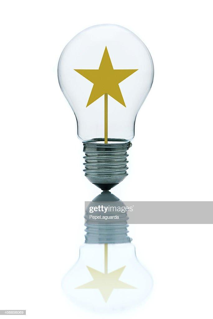 bright idea golden star