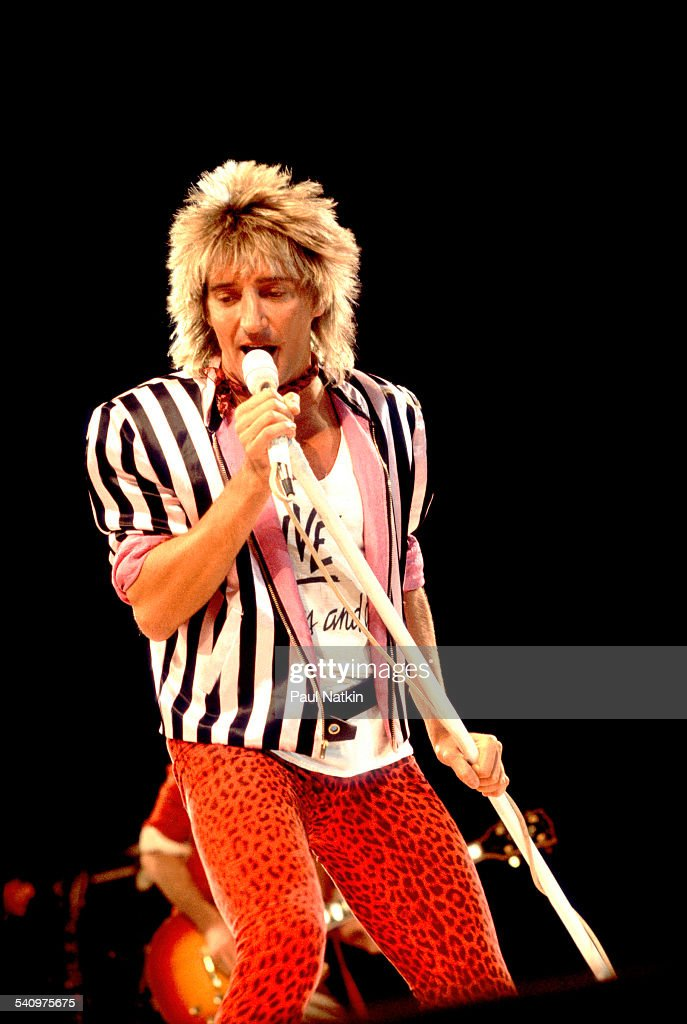 Rod Stewart Photos Et Images De Collection Getty Images