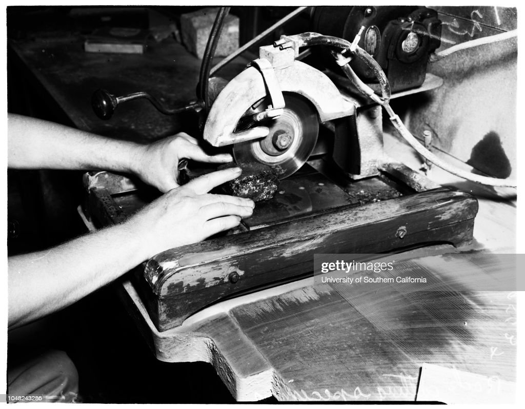 California Institute of Technology . 8 May 1952. Rudolph H. Von Huene... News Photo - Getty Images