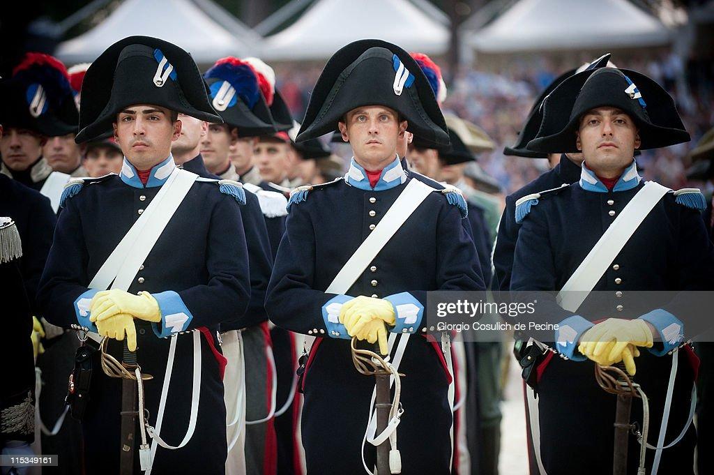 197th Anniversary Of Carabinieri Force Foundation