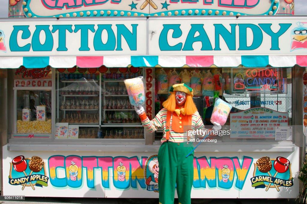 60 top candy clown
