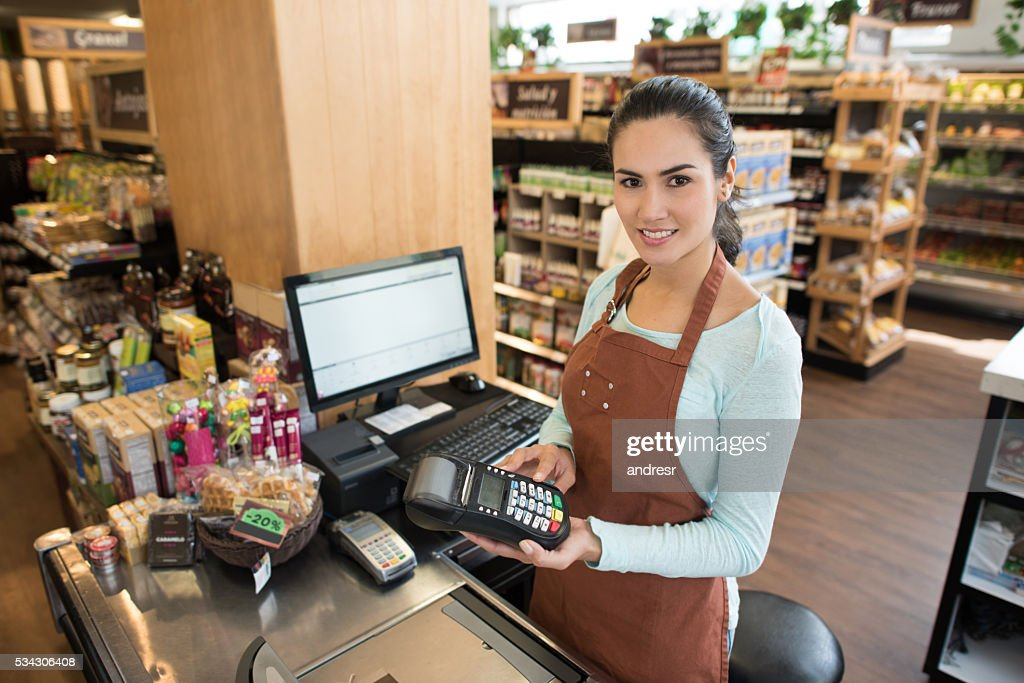 Worlds Best Cashier Stock Pictures Photos and Images