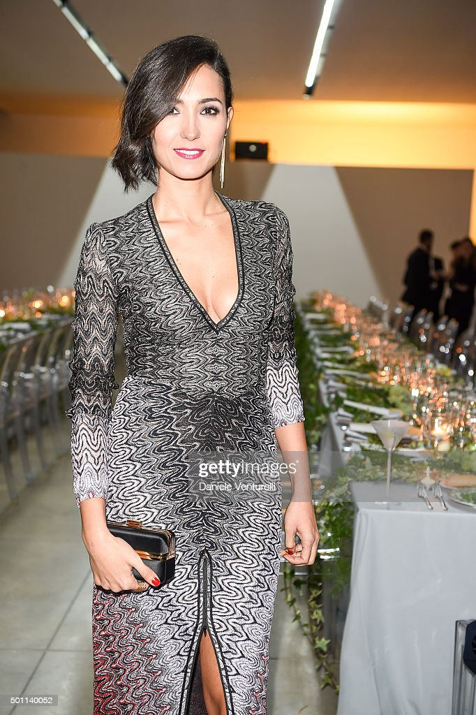 Caterina Balivo Attends Lampoon First Birthday Event On