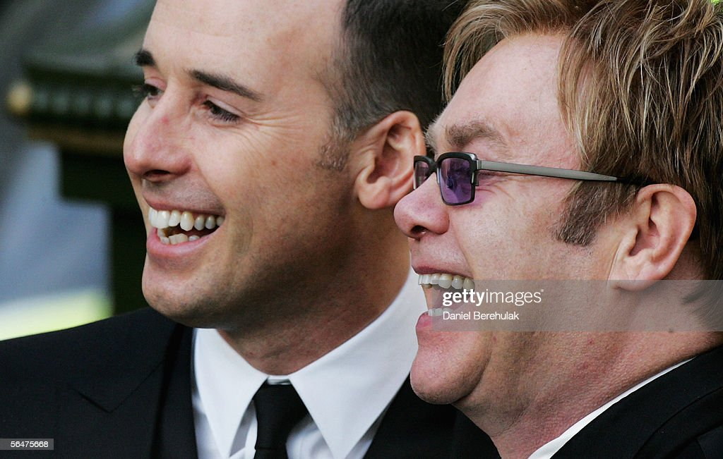 celebrity couple sir elton