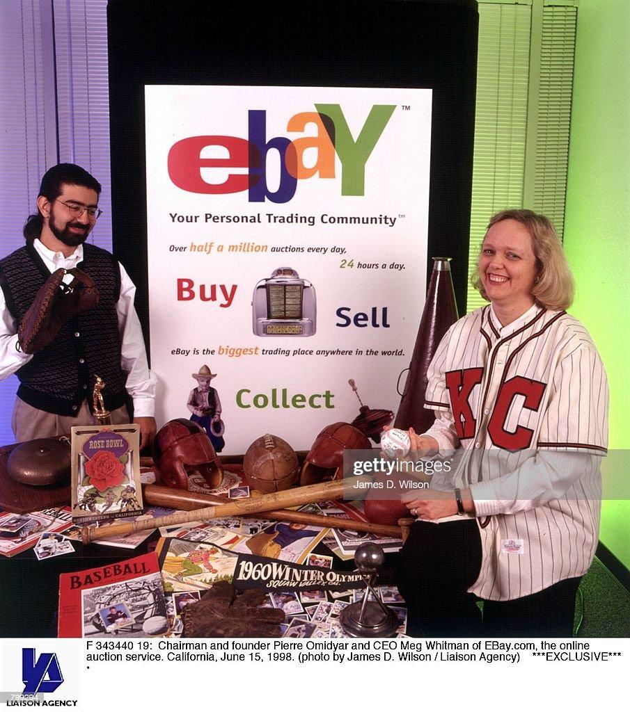 60 principais fotografias e imagens de Ebay  Getty Images