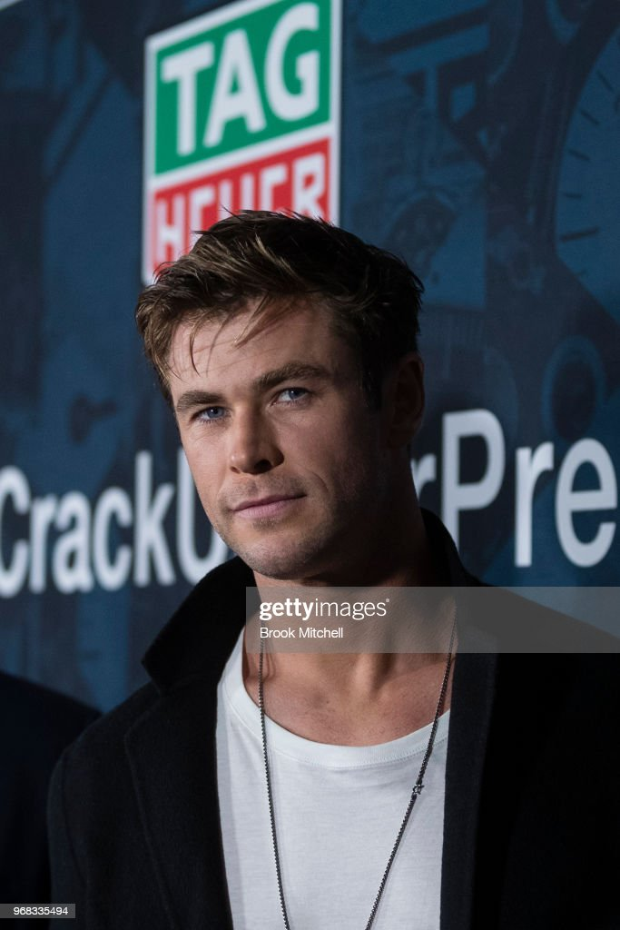Chris Hemsworth attends the TAG Heuer 'Museum In Motion' Australian... News Photo - Getty Images