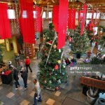 Christmas Activities At The Minnesota Landscape Arboretum With Story News Photo Getty Images