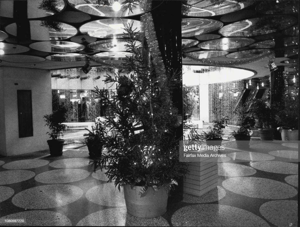 Corporate Christmas Decorations Sydney