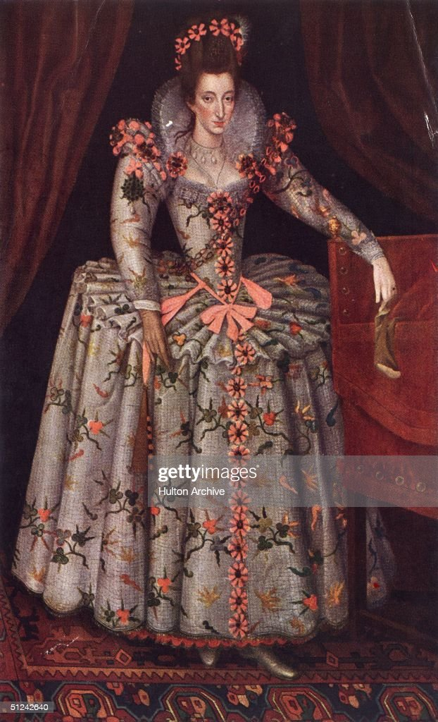 17th century french fashion