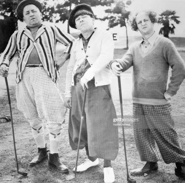 Remake Of The Three Stooges Is Released In The UK A Look Back At The Classic Film