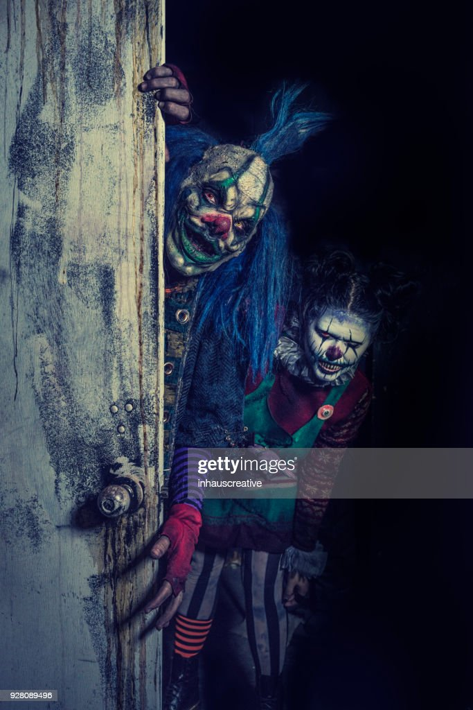 60 top scary clown