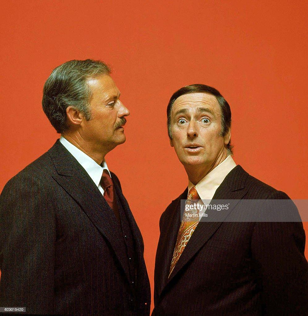 Dan Rowan And Martin