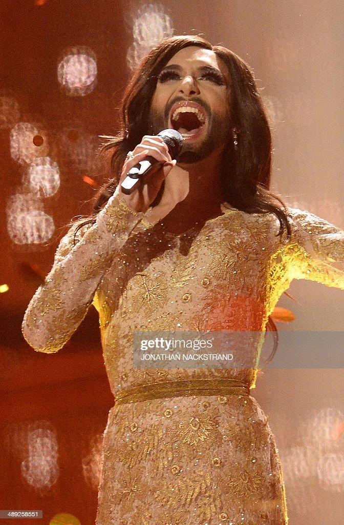 Conchita Wurst Rise Like A Phoenix : conchita, wurst, phoenix, Phoenix, Photos, Premium, Pictures, Getty, Images