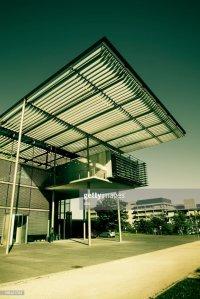Contemporary Office Buildings Facade Stock Photo | Getty ...