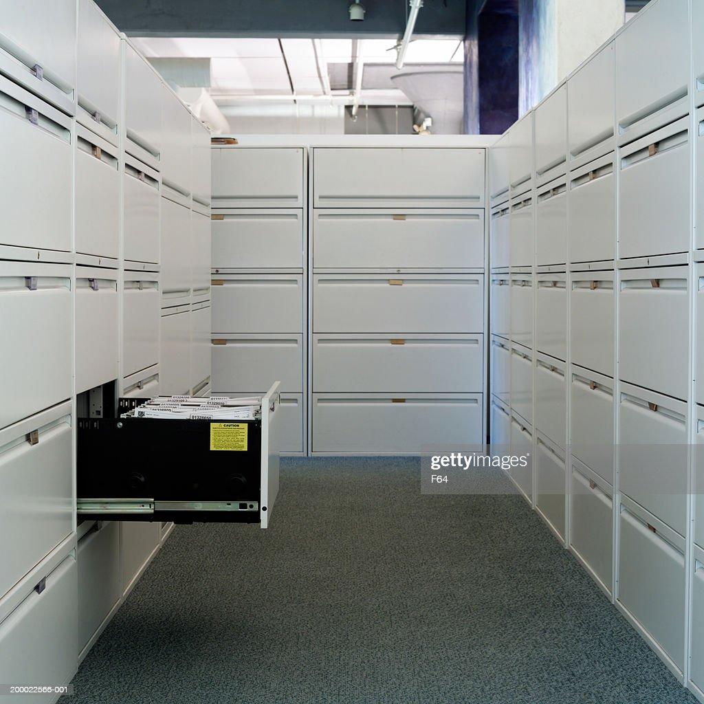 Standard File Cabinet Size