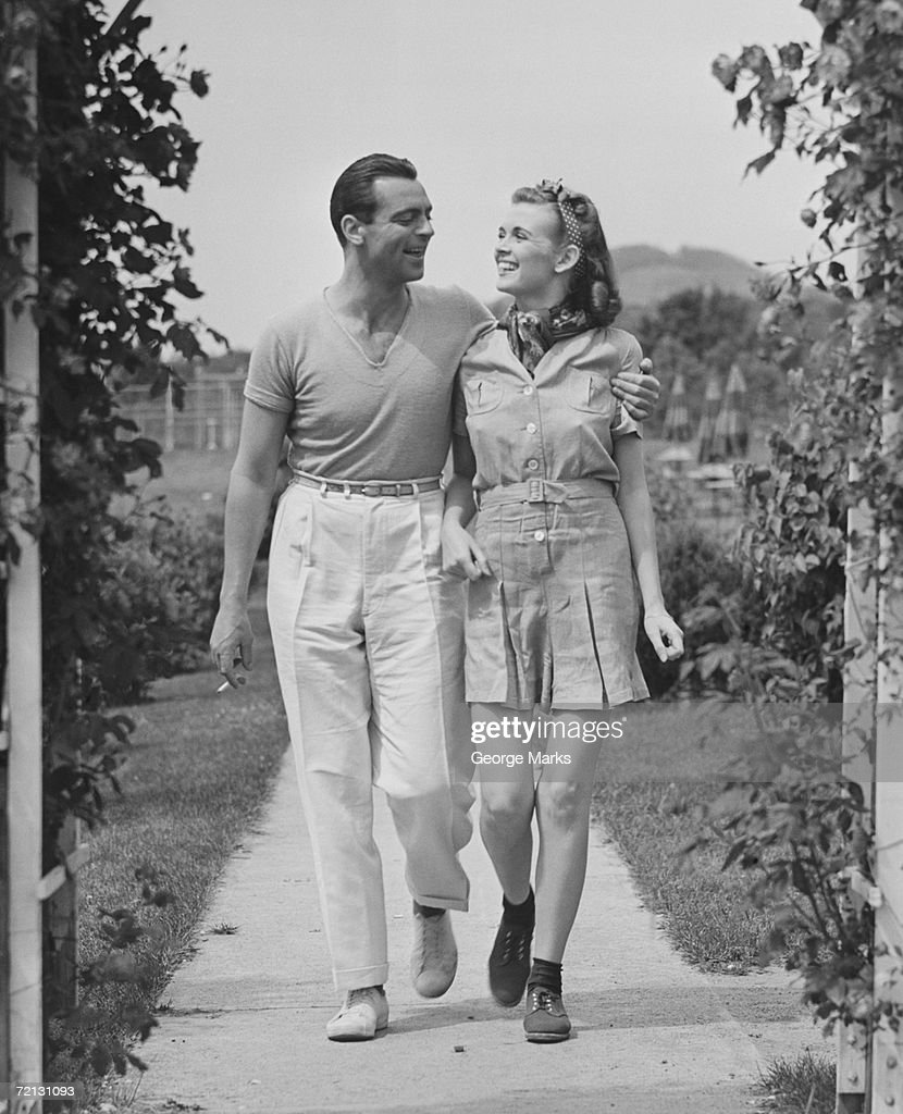 1950s Couple Stock Photos and Pictures Getty Images