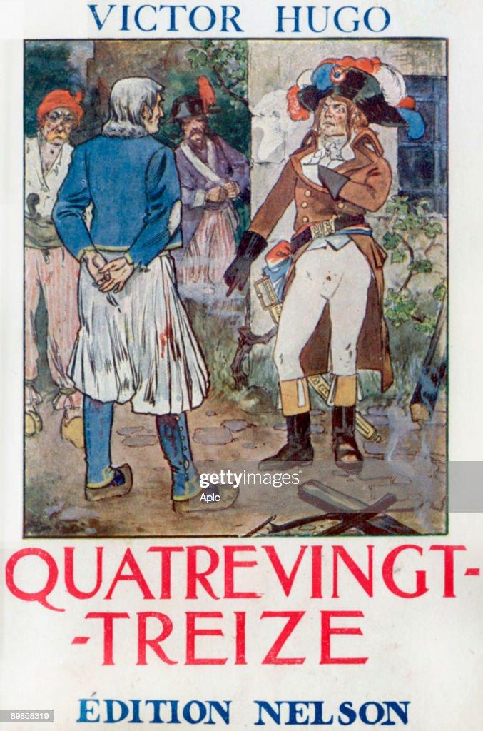 Quatre Vingt Treize Victor Hugo : quatre, vingt, treize, victor,