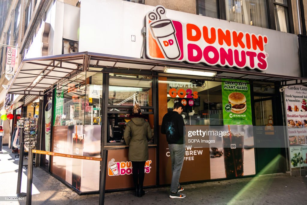 Dunkin Donuts Donut ストックフォトと畫像 - Getty Images