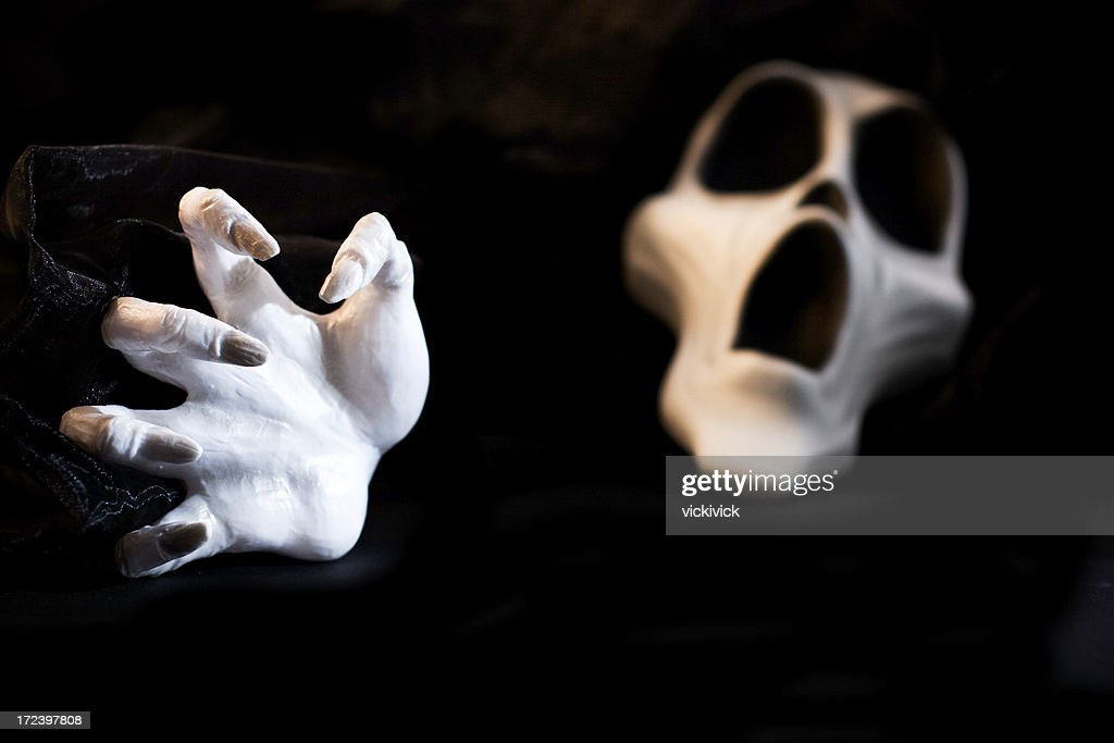 Disemboded Clawlike Hand High-Res Stock Photo - Getty Images