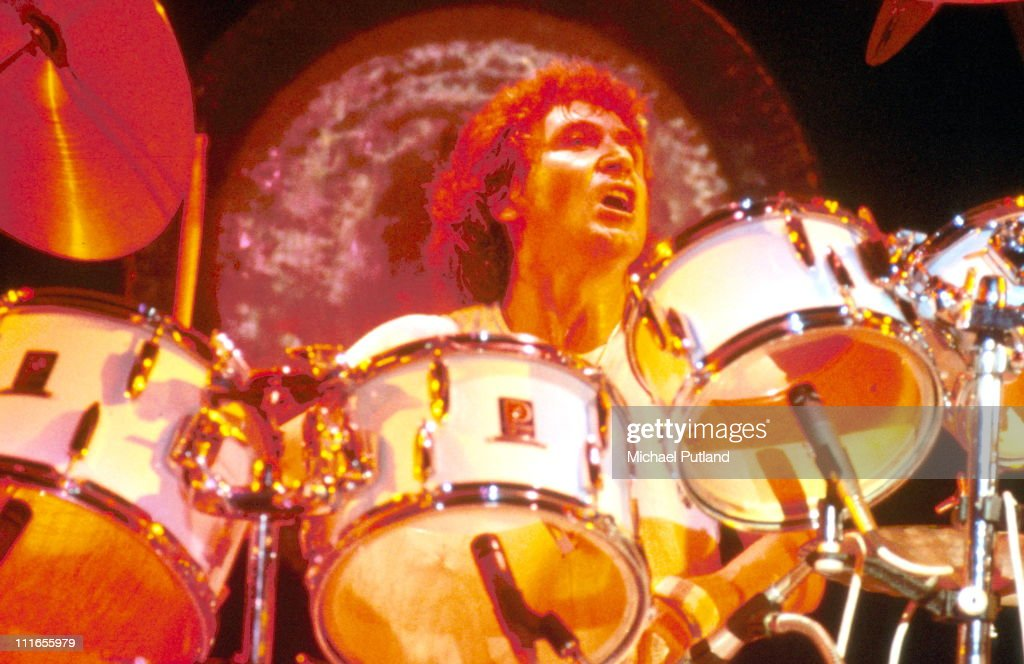 Kenney Jones Drummer Stock Photos And Pictures Getty Images