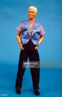 Earring Magic Ken... Pictures | Getty Images