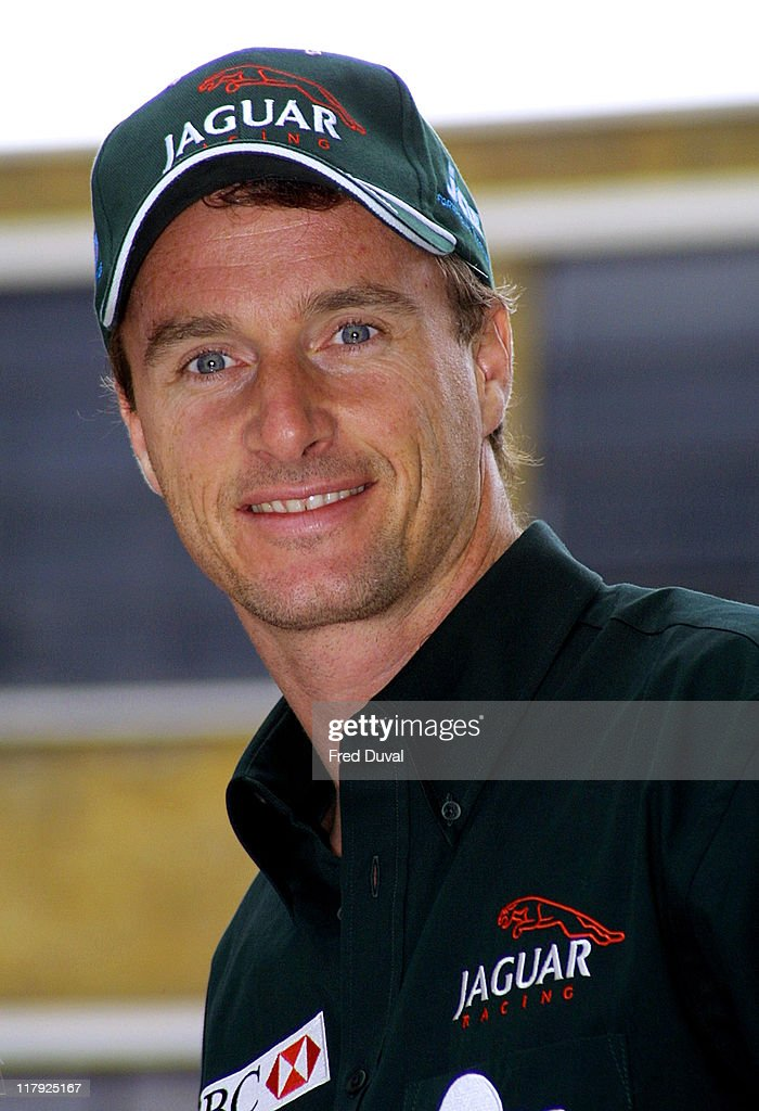 Eddie Irvine Stock Photos and Pictures  Getty Images