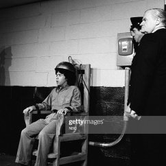 Death By Electric Chair Video Hanging Outdoor Stock Photos And Pictures Gilbert Gottfried As Prisoner Joe Piscopo Executioner During The Skit On