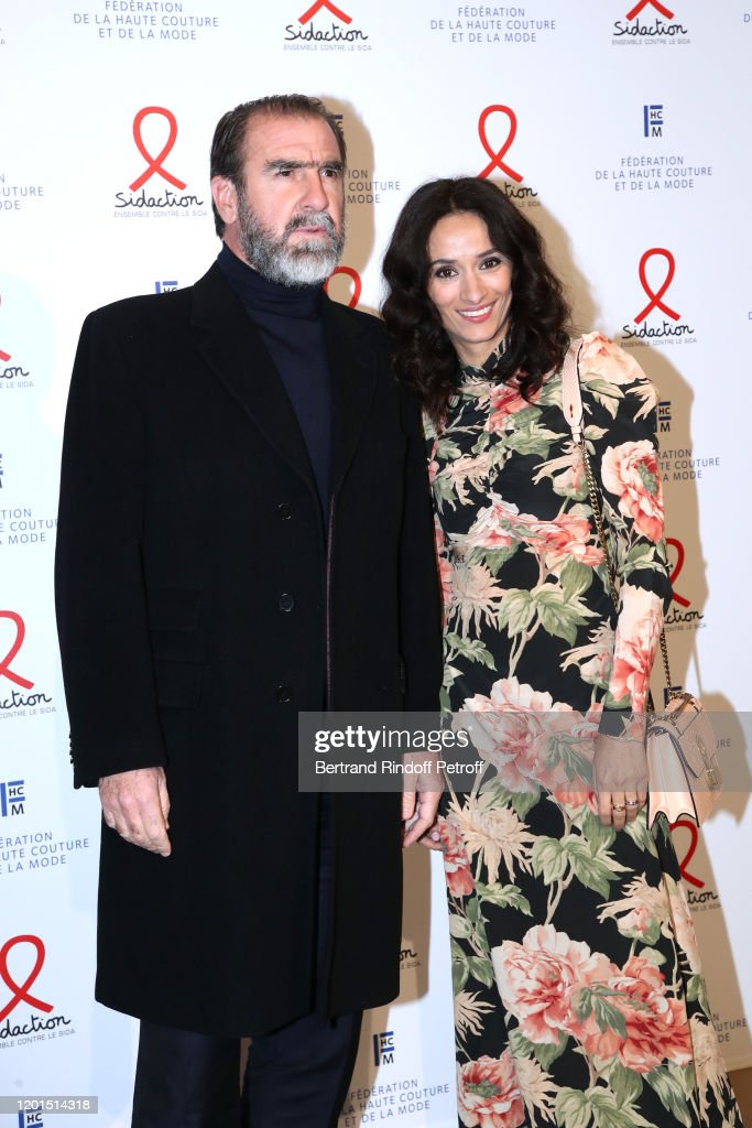 Eric cantona and wife rachida brakni attend the looking for eric premiere held at the palais des festivals during the 62nd. 3 249 Eric Cantona Photos And Premium High Res Pictures Getty Images