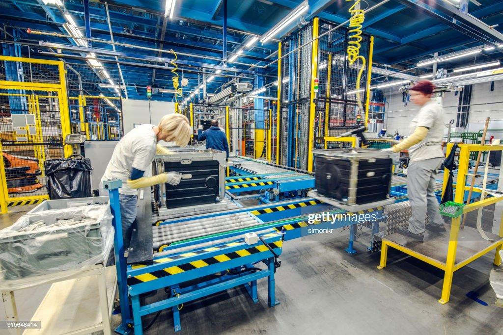 60 top production line