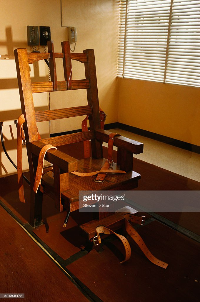 florida electric chair ostrich lounge state prison news photo getty images