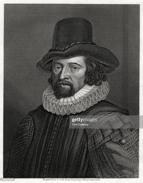 Sir Francis Bacon - Philosopher Getty