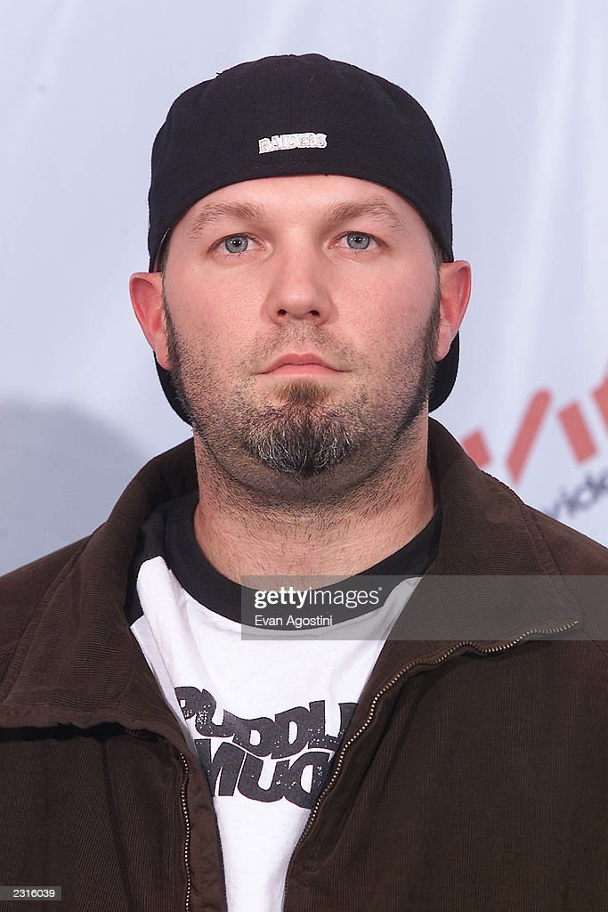 Carson Daly And Fred Durst : carson, durst, Durst, Bizkit, Carson, Press, The..., Photo, Getty, Images