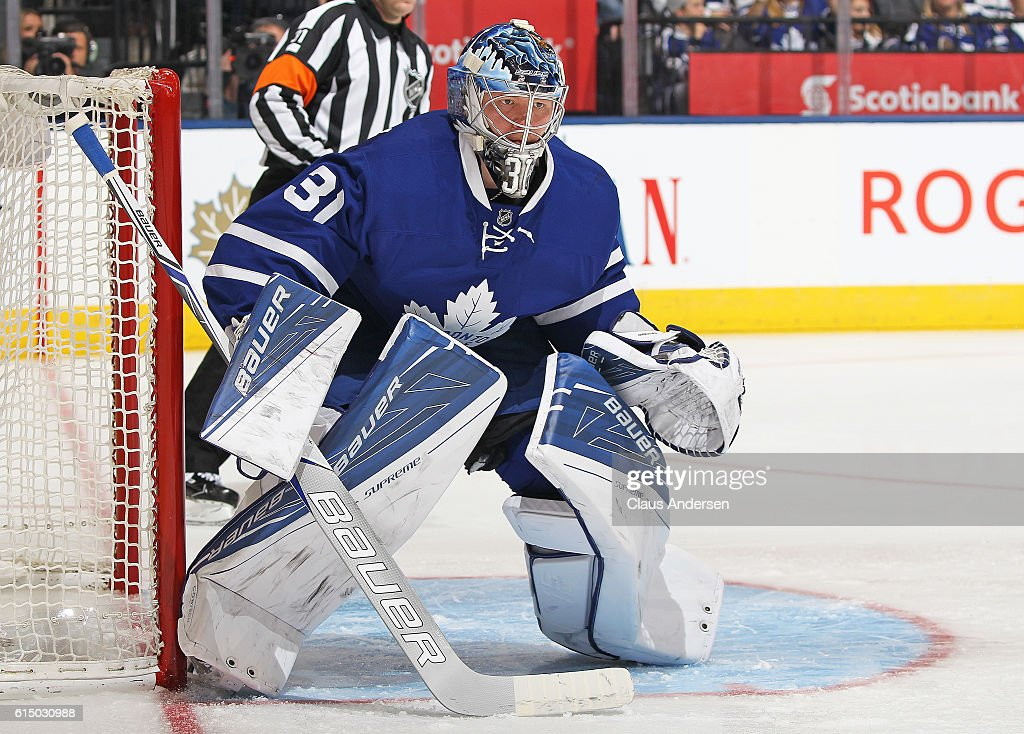 Frederik Andersen Stock Photos And Pictures Getty Images